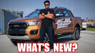 2019 Ford Ranger Wildtrak 4x4 bi turbo