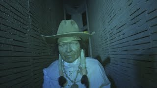 SCARY! HAUNTED WASHOE CLUB Ghost Hunt - REAL DEMONIC ACTIVTY