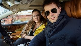 Данила Козловский: Умею управлять машиной, мотоциклом и... самолетом!