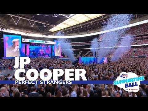 JP Cooper - 'Perfect Strangers' (Live At Capital's Summertime Ball 2017)