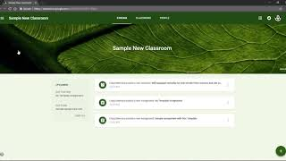 Google Classroom Student Guide