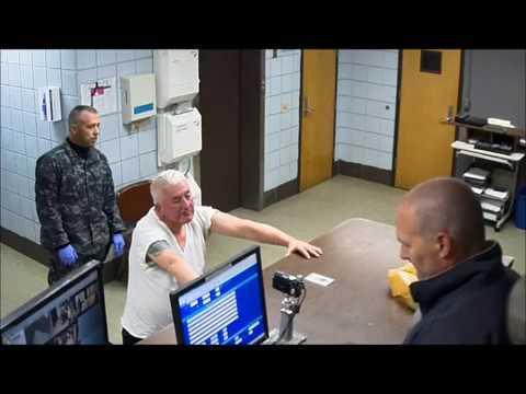 Chicopee Police Department release Lt John Pronovost's Protective Custody video