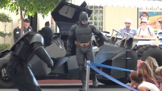 Batman show by Movie World Resimi