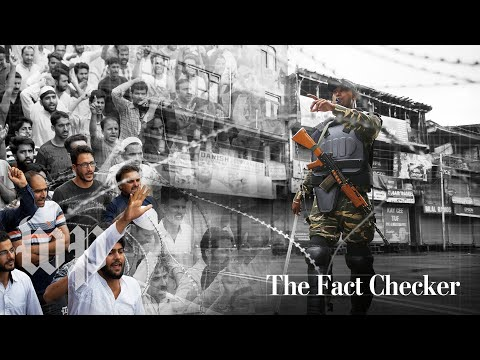 What's really going on in Kashmir? | The Fact Checker