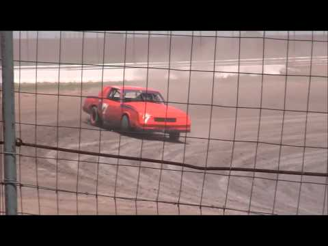 Lubbock Speedway Playday Action 2016