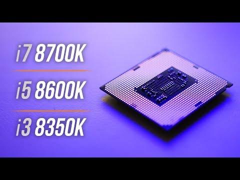 Intel Coffee Lake DESKTOP Processors Explained!
