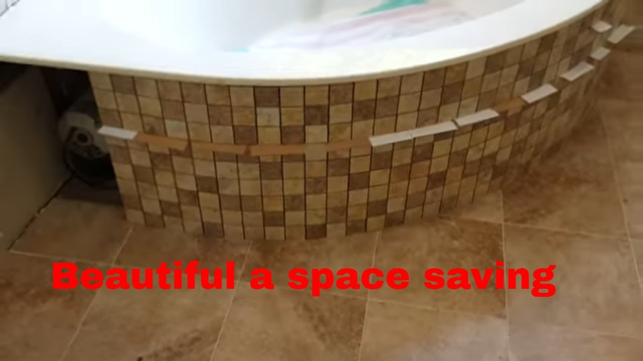 How to make a curved wall with mosaics youtube how to make a curved wall with mosaics dailygadgetfo Choice Image
