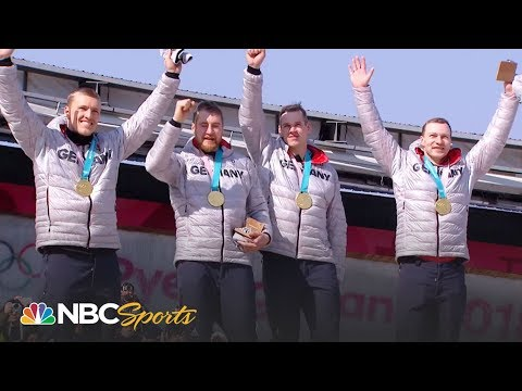 2018 Winter Olympics Daily Recap Day 16 I Part 1 I NBC Sports