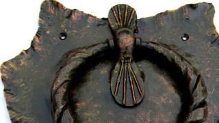 Красивая кованая ручка кольцо под старину ковка цена(, 2016-10-17T10:54:48.000Z)