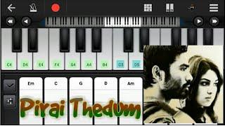 Pirai Thedum | Chords | Mayakkam Enna | G.V Prakash Kumar | Dhanush | Selvaraghavan | Perfect Piano