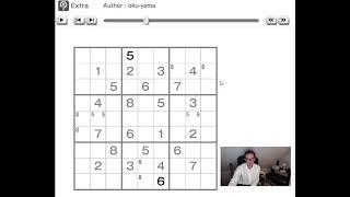 The Beautiful Sudoku Puzzles Of Oku-Yama
