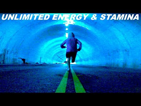 Unlimited Energy & Stamina Subliminal (Audio + Visual)