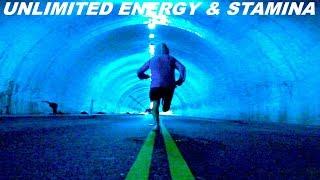 Repeat youtube video Increase Energy Subliminal (Audio + Visual)