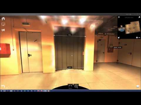 3D Laser Scanning - Telenor Data Center