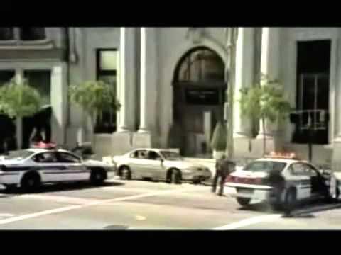 Pub Chevrolet Malibu Braquage