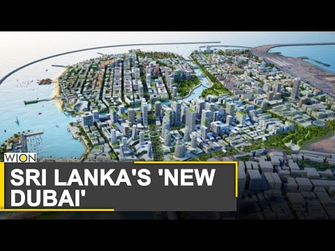 Sri Lanka: Port city Colombo expected to be an international financial hub   World News   WION News