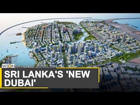 Sri Lanka: Port city Colombo expected to be an international financial hub | World News | WION News