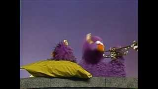 Classic Sesame Street - Two-Headed Monster - Sleep or Trumpet Practice