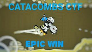 Mini Militia Epic CTF Catacombs 7-0 Win!!