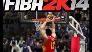 FIBA 2K14 Gameplay Trailer [HD]