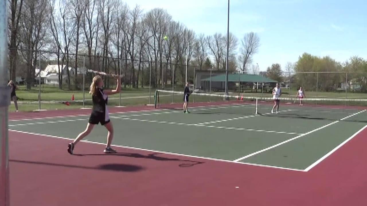 NCCS - Plattsburgh Tennis  5-7-12