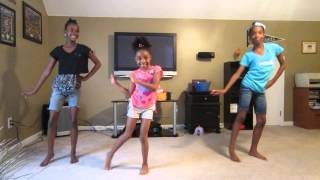 "Birthday Girl Saniya dancing with Twins to ""Come and Get It"" by Selena Gomez"