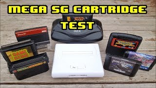 SEGA Analogue Mega Sg cartridge test: Everdrive, Game Genie, Multicart, Virtua Racing and more
