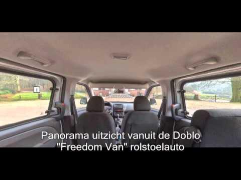 Fiat Doblo panorama uitzicht