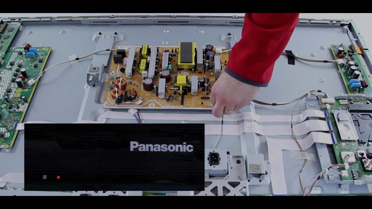 Panasonic Plasma Tv Repair Understanding 10 Blink Code For 2011 Engineering Schematics Flat Screen Tvs How To
