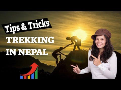 TREKKING IN NEPAL - TIPS FOR BEGINNER HIKER ON NEPAL TREKKING