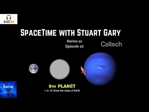 Citizen Science - The Search For Planet 9 - SpaceTime with S