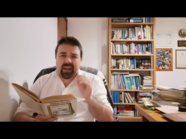 Vladimir Di Prima legge... Vitaliano Brancati: