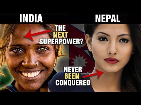 The Differences Between INDIA and NEPAL