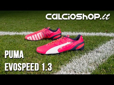Review: Scarpa da calcio Puma Evospeed 1.3