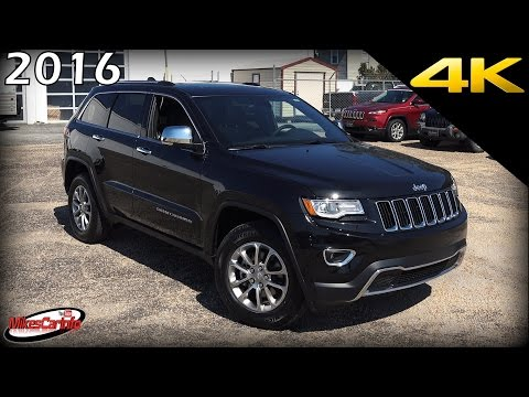 2016 Jeep Grand Cherokee Limited - Ultimate In-Depth Look in 4K