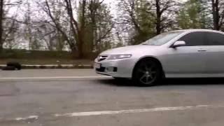 Honda Accord 7 2 0 vs Audi A4 1 8 TFSI , Nisan X trail 2 0