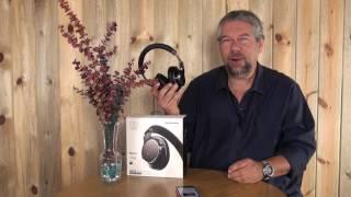 Hi Res Audio-Technica ATH DSR7BT Bluetooth Headphones  – Reviewed!