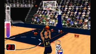 NBA Courtside 2 Featuring Kobe Bryant 3 Point Contest 19 N64 Derek