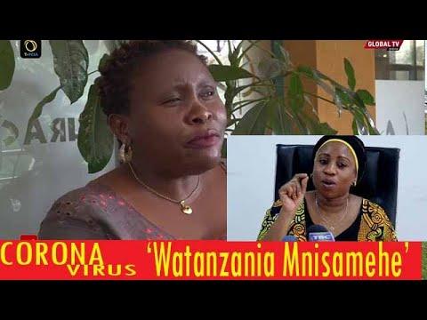 Download MGONJWA WA CORONA AONGEA LAIVU NA WATANZANIA, AOMBA MSAMAHA, AELEZEA HALI YAKE..