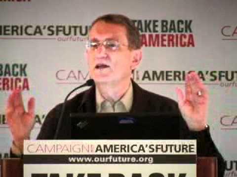 The New Progressive Majority - Take Back America 2007