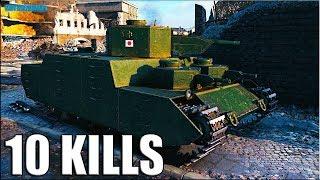 o-I wot танк АЛКАШ 6 уровня World of Tanks