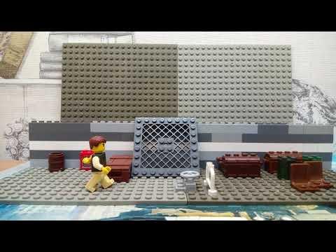 Лего сталкер 2 сезон 2 серия