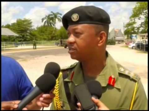 BDF asserts right to work in Sarstoon area