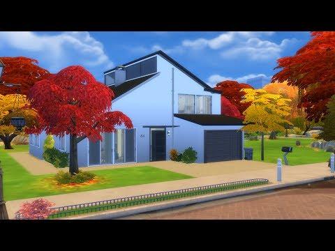 Maison moderne et familiale