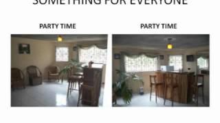 Jamaica Villa Accommodations - in Ocho Rios, Jamaica: Jamaica Ocean View Villa
