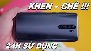 24h review Redmi Note8 Pro: KHEN & CHÊ!!!