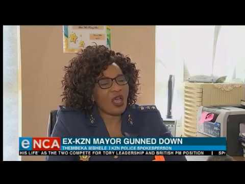 Ex-KZN mayor gunned down