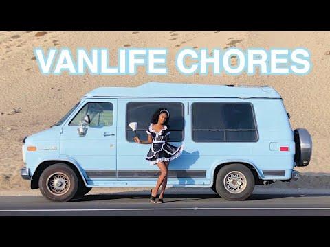 VANLIFE CHORES