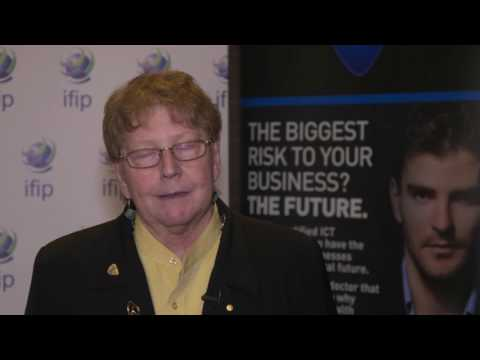 IFIP Interviews: Brenda Aynsley, IP3 Chair on IFIP Accreditation