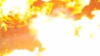 Exploding aerosol cans! MUST SEE! (Please read description!)